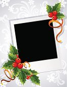 Christmas,Frame,Picture Frame,Photography,Holiday,Greeting Card,Holly,Scrapbook,Elegance,Silver Colored,Wave Pattern,Winter,Leaf,Green Color,Swirl,Red,Decoration,Backgrounds,December,Scroll Shape,Blank,Bow,Greeting,Abstract,Ribbon,Decor,Illustrations And Vector Art,Color Image,Celebration,Plant,Vector,Season,Holidays And Celebrations,Ornate,No People,Berry Fruit,Holiday Backgrounds,Empty,Snowflake,Vector Backgrounds,Ilustration,Christmas