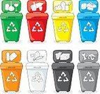 Garbage,Recycling,Symbol,Separation,Healthcare And Medicine,Organic,Cartoon,Environment,Sign,Group of Objects,Paper,Choice,Pollution,Colors,Plastic,Sketch,Metal,Material,Battery,Ilustration,Protection,Wood - Material,Basket,Respect,Lifestyles,Carbon Dioxide,Clean,Color Image,Environmental Damage,Green Color,Drawing - Art Product,White,Cleanup,Glass - Material,Blue,Information Medium,Cut Out,Set,Yellow,Isolated Objects,Illustrations And Vector Art,No People,Concepts And Ideas,Black Color,Consumerism,Environmental Conservation,Red,Information Symbol,Orange Color,Medium Group of Objects,Pencil Drawing,Gray
