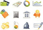 Check - Financial Item,Symbol,Icon Set,Stock Market,Bank,Finance,Banking,Marketing,Chart,Coin Bank,Currency,Coin,Wallet,Business,Sign,Safe,Vector,Piggy Bank,File,Credit Card,Building Exterior,Pie Chart,Business Concepts,Business Symbols/Metaphors,Savings,Business,Set,Dollar Sign,Pen,Ilustration