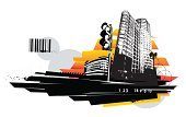 Urban Scene,Dirty,City,Graffiti,Street,Grunge,Abstract,Construction Industry,Contrasts,Computer Graphic,Colors,Backgrounds,Design,Cool,Composition,Built Structure,Vector,Stoplight,Spray,Symbol,Banner,Building Exterior,Modern,Single Object,Barbed Wire,Clip Art,Design Element,Drop,Concepts And Ideas,Modern Life,Frame,Illustrations And Vector Art,Architecture And Buildings,Smudged,Frame,Style,attribute,Ghetto,Ilustration,Art