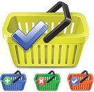 Shopping Basket,Symbol,Computer Icon,Vector,Shopping,Basket,Market,Buy,Sign,E-commerce,Plus Sign,Vector Icons,Shadow,Internet Shop,Focus on Shadow,Business Symbols/Metaphors,Retail,Consumerism,hypermarket,Checkout Sign,Illustrations And Vector Art,Checked,Business,Stock Market,Empty,Buying,Online Store,Minus Sign,No People,Business Concepts,Handle
