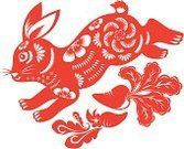 Rabbit - Animal,Year,New,Chinese New Year,Chinese Culture,Chinese Zodiac Sign,New Year's Eve,Astrology Sign,China - East Asia,Paper,papercut,Symbol,Ilustration,New Year's Day,Vector,East Asian Culture,Animal,Art,Decoration,paper-cut,Cultures,Radish,Year Of The Rabbit,Carrot,New Year,Plant,spring festival,Clip Art,Craft,Craft Product,Baby Rabbit,Single Flower,Traditional Festival,Flower,Blossom,paper cut
