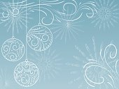 Holiday,Christmas,Snowflake,Snow,Pattern,Winter,Silhouette,Backgrounds,Celebration,Vector,Beauty In Nature,Blue,Beauty,Abstract,Season,Sphere,Ilustration,Nature,Year,Christmas Decoration,Christmas,Holidays And Celebrations,Vector Backgrounds,Christmas Ornament,Cold - Termperature,Illustrations And Vector Art,Christmas toys,New Year's