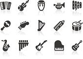 Symbol,Music,Computer Icon,Musical Instrument,Icon Set,Drum,Guitar,Saxophone,Piano,Accordion,Trumpet,Jazz,Music Style,Violin,Musical Band,Harp,Vector,Classical Music,Black Color,Percussion Instrument,Bass Guitar,Conga,Xylophone,Bongo,Latin Music,Grand Piano,Simplicity,Interface Icons,Maraca,Kick Drum,Ilustration,Sound,Acoustic Guitar,Brass Instrument,Panpipe,Brass Band,Electric Guitar,Wind Instrument,Viola - Musical Instrument,Design,Collection,Computer Graphic,Clip Art,Tom Tom
