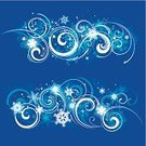 Snowflake,Swirl,Snow,Christmas,Winter,Star Shape,Pattern,Celebration,December,Backgrounds,Ornate,Blue,Season,Vector,Decoration,Shiny,Design,Symbol,Cold - Termperature,White,Blue Background,Christmas Decoration,No People,Design Element,Scroll,Color Image,Classical Style,Ilustration,Computer Graphic,Intricacy,Invitation,Curled Up,Digitally Generated Image,Part Of,Scroll Shape,Spiral,Colors,Calligraphy,Elegance,Vibrant Color