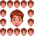 Little Boys,Facial Expression,Human Face,Human Mouth,Child,Men,Human Lips,Talking,People,Vector,Teenager,Human Hair,Happiness,Characters,Human Head,Student,Smiley Face,Portrait,Laughing,Color Image,Lip Sync,Single Object,One Person