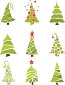 Christmas,Tree,Humor,Modern,Vector,Fun,New,Year,Symbol,Icon Set,Shape,Christmas Ornament,Greeting Card,Decoration,Design Element,Holiday,Christmas Decoration,Set,Season,Abstract,Ilustration,Single Object,Curly Hair,Winter,Design,Green Color,Curve,Christmas,Fantasy,Holidays And Celebrations,New Year's,Celebration,Star Shape,Image,Illustrations And Vector Art