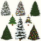 Tree,Christmas Tree,Christmas,Snow,Pine,Cartoon,Winter,Vector,Evergreen Tree,Gift,Holiday,Christmas Ornament,Christmas Decoration,Old-fashioned,Forest,Ilustration,Tree Topper,Decorating,Clip Art,Backgrounds,Happiness,White,Abstract,Isolated,Set,Green Color,Gold Colored,Shiny,Season,Gold,Design,Pattern,Cold - Termperature,Snowflake,Snowdrift,Copy Space,December,Christmas,Colors,Fun,Holidays And Celebrations,Design Element,Vector Backgrounds,Illustrations And Vector Art,Star Shape