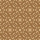 Backgrounds,Decoration,Swirl,Design Element,Square Shape,Seamless,Repetition,Old-fashioned,Elegance,Pattern,Brown,Vector Ornaments,Continuity,Arts Backgrounds,Illustrations And Vector Art,Decor,Vector,Arts And Entertainment,Vector Backgrounds,Wallpaper Pattern,Scroll Shape,Retro Revival,Color Image,Ornate,Ilustration,Intricacy