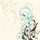 Swirl,Elegance,Scroll Shape,Ornate,Simplicity,Pattern,Shape,Art,Old-fashioned,Outline,Lined Paper,Cute,Vector,Design,Illustrations And Vector Art,Vector Backgrounds,Vector Florals,Vector Ornaments,Eroded,Textured Effect,Retro Revival,Ilustration,Curve,Composition