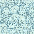 Pattern,Doodle,People,Crowd,Child,Backgrounds,Seamless,Family,Reading,Cartoon,Abstract,Baby,Overweight,Newspaper,Teenager,Group Of People,Little Girls,Characters,Drawing - Art Product,Senior Adult,Baby Girls,Teenage Girls,Striped,Mother,In A Row,Design,Humor,Grandmother,Street,Little Boys,Women,Grandfather,Real People,Individuality,Love,Businessman,Mob,Audience,Sitting,Men,Repetition,Vector,Ilustration,Adult,Blue,Lifestyles,Decoration,Clip Art,Standing,Vector Backgrounds,Lifestyle Backgrounds,Lifestyle,Illustrations And Vector Art,People