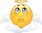Angel,Emoticon,Halo,Praying,Smiley Face,Smiling,Cartoon,Human Face,Humor,Symbol,Cute,Saint,Human Hand,Artificial Wing,Facial Expression,Circle,People,Computer Icon,Vector,Yellow,Aura,Spirituality,White,Happiness,Human Head,Cheerful,Design,Emotion,Sphere,Characters,Sky,Cherub,Blue,Emoji,Gossip,Orange Color,Talking,Discussion,Style,Colors,Label,Drawing - Art Product,Positive Emotion,Ilustration,Cloud - Sky