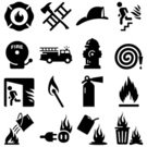 Fire - Natural Phenomenon,Symbol,Firefighter,Fire Engine,Fire Extinguisher,Icon Set,Emergency Services,Truck,Safety,Match,Fire Alarm,Danger,Axe,Fire Hydrant,Smoke - Physical Structure,Electric Heater,Gas,Work Helmet,Fire Hose,Outlet,Wood - Material,Bucket,Fire Exit Sign,Vector,Electric Plug,Staircase,Gasoline,Door,Steps,Ladder,Water,Flame,Campfire,Garbage,Can,Inferno,Burning,Ilustration,Garbage Can,Clip Art,Exploding,Design Element,Interface Icons,Heat - Temperature,Image,Wastepaper Basket,Clipping Path,Series