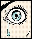 Tear,Crying,Human Eye,Women,Cartoon,Human Face,Sadness,Depression - Sadness,People,Teenager,Iris - Eye,Eyesight,Drop,Female,Eyeball,Black Color,Vector,Grief,Despair,Eyelash,Photographic Effects,Horror,White,Circle,Love,Spotted,Ilustration,Anatomy,Pattern,Open,Staring,Eyebrow,Nostalgia,Pink Color,Capillary,ting,Beautiful,Painted Image,Blue,Looking,Beauty,Shiny