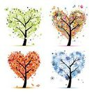 Tree,Heart Shape,Four Seasons,Season,Love,Autumn,Bird,Flower,Shape,Leaf,Falling,Cartoon,Butterfly - Insect,Christmas,Art,Outline,Winter,Maple Tree,Springtime,Summer,Branch,Vector,Backgrounds,Forest,Painted Image,Abstract,Environment,Design,Green Color,Silhouette,Ilustration,Nature,Design Element,Red,Bush,Orange Color,Decoration,Snowflake,Blue,Rowan Tree,Collection,Snow,Isolated,Rowanberry,Illustrations And Vector Art,Black Color,Nature Abstract,Insect,Nature,Vector Cartoons,Petal,Plant,Plants