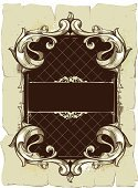 Frame,Ornate,Old-fashioned,Retro Revival,Scroll Shape,Banner,Parchment,Ancient,Spray,Pattern,Engraved Image,Computer Graphic,filigree,Classic,Art,Design,Sketch,Ilustration,Vector,Old,Design Element,Color Image,Blank,Style,hand drawn,Clip Art,Vector Backgrounds,Grunge,Paper,Illustrations And Vector Art,Drawing - Art Product,Stained,Vignette,Arts And Entertainment,Arts Symbols,Swirl