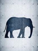 Elephant,Silhouette,Stencil,Graffiti,Wall,Ilustration,Animal,Surrounding Wall,Modern,Mural,Concrete,Sparse,Construction Industry,Tusk,Tail,Urban Scene,Wild Animals,Architectural Detail,Architecture And Buildings,Animal Backgrounds,Built Structure,Building Exterior,Copy Space,Animals And Pets