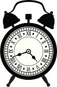 Clock,Watch,Old,Retro Revival,Old-fashioned,Alarm Clock,Clock Face,Antique,Sign,Cartoon,Sleeping,Dial,Ilustration,Vector,Objects/Equipment,Second Hand,Vector Backgrounds,Single Object,Time,Illustrations And Vector Art,White,Circle,Minute Hand,Image,Backgrounds,Symbol,Black Color,Classic,Reminder,Isolated,Bell,Household Objects/Equipment,New,Business,Alertness