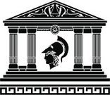 Greek Culture,Temple - Building,Architectural Column,Roman,Acropolis,Alexander the Great,Ancient,Ancient Rome,Warrior,Awe,Ancient Greece,Cultures,Human Head,Architecture,Construction Industry,Work Helmet,Sun,Vector,Memorial,Antique,European Culture,Pattern,Image,Illustrations And Vector Art,Stencil,Black Color,Isolated Objects,Classical Style,Style,Ilustration,Concepts And Ideas,History,Ancient Civilization,Part Of,Time,Monument,Isolated-Background Objects,Design,Isolated On White,The Past,Art,Greco-roman Style,Vector Cartoons
