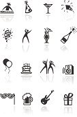 Symbol,Party - Social Event,Computer Icon,Cocktail,Icon Set,Firework Display,Dance And Electronic,Champagne,Balloon,Silhouette,Club Dj,Glass,Confetti,Gift,Martini Glass,Pint Glass,Martini,Drink,Vector,Birthday Cake,Singer,Beer - Alcohol,Party Hat,Alcohol,Audio Equipment,Turntable,Champagne Flute,No People,Headphones,Design Element,Isolated On White,Series,Birthday Icons,party icons,Modern,White Background