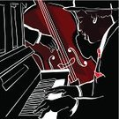 Jazz,Piano,Music,Blues,Poster,Musician,Musical Band,Art,Double Bass,African Descent,Orchestra,Musical Instrument,Vector,Trumpet,Popular Music Concert,Men,Spirituality,Creativity,Ilustration,Drawing - Activity,Drawing - Art Product,Computer Graphic,Playing,Bassist,Toned Image,Performing Arts Event,Orchestral,Arts And Entertainment,Male,Music,Design,Sound,Pencil Drawing,Event,Performance,Illustrations And Vector Art
