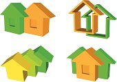 House,Housing Development,Symbol,Color Image,Icon Set,Mansion,Group of Objects,Shape,Construction Industry,Candid,Architecture,Built Structure,Cottage,Illustrations And Vector Art,Architecture And Buildings,Homes,Vector Icons,Design,Architecture Abstract,Ideas,Vector,Building Exterior,Ilustration,Concepts,Image