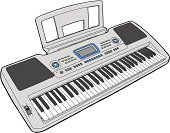 Piano,Piano Key,Music,Equipment,Vector,Musical Instrument,Image,Black Color,Entertainment,Dance,White,Holidays And Celebrations,Key,Isolated,Sound,Music,Parties,Arts And Entertainment,Ilustration,Art,Synthesizer,Computer Graphic