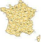 France,Map,Vector,Ilustration,Travel Locations,Illustrations And Vector Art,Concepts And Ideas,No People