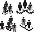 Teamwork,Symbol,Cooperation,Icon Set,Efficiency,Gear,Communication,People,Organization,Hexagon,Black And White,Dependency,Order,Concepts,Connection,Jigsaw Puzzle,Standing,Arrow Symbol,Strategy,Design Element,Communication,Ilustration,Vector,Simplicity,Information Symbol,Achievement,Success,Stick Figure,Concepts And Ideas,Vector Icons,Illustrations And Vector Art