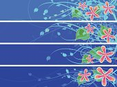 Banner,Flower,Freshness,Set,Creativity,Curve,Separation,Backgrounds,Business,Season,Leaf,Computer Graphic,New,Elegance,Composition,Beauty In Nature,Ilustration,Swirl,Collection,Floral Pattern,Vector,Style,Ideas,Sparse,Abstract