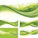Green Color,Environment,Nature,Backgrounds,Growth,Tree,Plant,Flowing,Pattern,Leaf,Environmental Conservation,Splashing,Spray,Computer Graphic,Vector,Design,Energy,Freshness,Grass,Green Background,Lush Foliage,Ilustration,Wave Pattern,Grunge,Splattered,Vibrant Color,Digitally Generated Image,Colors,Color Image,No People