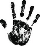 Human Hand,Handprint,Print,Fingerprint,Stop,Dirty,Track,Childhood,Symbol,Silhouette,Stop Gesture,Abstract,Grunge,Unhygienic,Stained,Sign,Ink,Sketch,Warning Symbol,Finger Painting,Messy