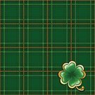 St. Patrick's Day,Tartan,Backgrounds,Frame,Republic of Ireland,Green Color,Clover,March,Holiday,Banner,Four Objects,Leaf,Luck,Checked,Textile,Ornate,Vector,Cultures,Holidays And Celebrations,Success,Plant,Illustrations And Vector Art,Success,Gold Colored,Springtime,Decoration,Design Element,Concepts And Ideas,Ilustration,Nature,Season,Holiday Backgrounds,Shape