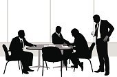 Office Interior,Silhouette,Working,People,Business,Vector,Occupation,Businessman,Table,Ilustration,Writing,Outline,Office Worker,Computer Graphic,Reading,Chair,Vector Cartoons,The Human Body,Illustrations And Vector Art,Black Color,Focus on Shadow,Job - Religious Figure,Digitally Generated Image