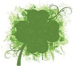 Clover,Dirty,Irish Culture,Grunge,St. Patrick's Day,Silhouette,Republic of Ireland,Circle,Spray,Abstract,Nature,Sign,Tattoo,Decoration,Symbol,Paint,Spiral,Leaf,Distressed,Magic,Green Color,Celtic Culture,Design,Textured Effect,Pattern,Luck,Plant,Ornate,Flower,Holiday,Spotted,Fantasy,Illustrations And Vector Art,Shiny,Celebration,Holidays And Celebrations,Beautiful,No People,Stained,Image,Elegance,Art,Season,Blob,Curve,Scratched,Scroll Shape,Ilustration,Shape,Textured,Branch,Isolated
