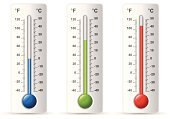 Thermometer,Heat - Temperature,Temperature,Cold - Termperature,Weather,Winter,Instrument of Measurement,Frozen,Autumn,Number,Summer,Springtime,Celsius,Equipment,Moving Up,Mercury - Metal,Season,Isolated Objects,Arts And Entertainment,Illustrations And Vector Art,Instrument Of Measurment