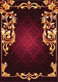 Frame,Picture Frame,Baroque Style,Gold Colored,filigree,Scroll Shape,Gothic Style,Ornate,Floral Pattern,Backgrounds,Rococo Style,Angle,Ribbon,Banner,Retro Revival,Old-fashioned,Decoration,Victorian Style,Placard,Classical Style,Antique,Sign,Luxury,Decor,Design,Elegance,Red,Vector,Swirl,Funky,flourishes,Curled Up,Wallpaper Pattern,Shiny,Vector Backgrounds,Vignette,Blank,Vector Ornaments,Spiral,Curve,Clip Art,Deco,Yellow,Abstract,Copy Space,Rectangle,Bronze,Cartouche,Illustrations And Vector Art