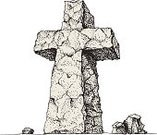 Cross Shape,Cross,Rock - Object,Stone Material,Stone,Christianity,Solid,Religion,Symbol,White Background,Fear,Dirty,Three-dimensional Shape,Old-fashioned,Vector,Old,Tombstone,Sketch,Stability,Spirituality,Rough,Sculpture,Granite,Grave,Grunge,Aging Process,Lichen,Strength,Toughness,Large,Mystery,Religious Symbol,Power,Rubble,Ilustration,Drawing - Art Product,Weathered,Strong Grain,Single Object,Obsolete,hand drawn,Memories,Isolated On White,Death,Monument,Uneven,Halloween,Pencil Drawing,Terrified,The Past,Incomplete,No People,Awe,Isolated,Standing