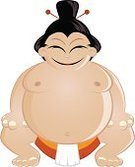Sumo Wrestling,Japanese Culture,Overweight,Men,Human Abdomen,One Person,Japanese Ethnicity,Cartoon,Cheerful,Wrestling,Cultures,Happiness,Humor,Sitting,Ilustration,Crouching,Vector,Smiling,Characters,Waist,Computer Graphic,Sports And Fitness,Looking At Camera,People,Smiley Face,Cute,Clip Art,Isolated,Vector Cartoons,East Asian Culture,Individual Sports,Thick,Illustrations And Vector Art