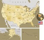 Map,USA,Cartography,The Americas,Washington DC,Washington State,Alaska,Vector,North America,state,Hawaii Islands,Globe - Man Made Object,Flag,Topography,Sphere,National Flag,Physical Geography,No People