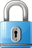 Padlock,Locking,Lock,Secrecy,Symbol,Keyhole,Blue,Computer Icon,Vector,Safety,Image,Concepts,Security,Security System,No People,Painted Image,Single Object,Ilustration,Closed,Sign,Illustrations And Vector Art,Isolated On White,safeguard,Chrome,Design Element,Reflection,Isolated,Concepts And Ideas,Isolated Objects,Shiny,Metal,Computer Graphic,Gray,Steel,Closing