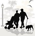 People,Friendship,Walking,Father,Mother,Family,Dog,Silhouette,Baby,Child,Adult,Illustration,Men,Women,Vector,100,971,965,809,655,000,000,000,000,000,000,000,000,000,000,000,000,000,000,000,000,000