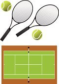 Tennis,Court,Playing Field,String,Racket,Net - Sports Equipment,Grass,Exercising,Yellow,Playing,Backgrounds,Sports Backgrounds,White,Sports And Fitness,Ball,Single Object,Racket Sport,Equipment,Illustrations And Vector Art,Individual Sports,Activity,Recreational Pursuit,Green Color,Sport,Orange Color