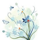 Flower,Watercolor Paints,Watercolor Painting,Butterfly - Insect,Springtime,Gardening,Vegetable Garden,Ornamental Garden,Formal Garden,Beauty In Nature,Beautiful,Ornate,Blossom,Beauty,Leaf,Flower Head,Summer,Nature,Plant,magnoliophyta,Growth,Botany