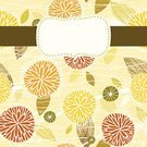 Flower,Backgrounds,Floral Pattern,Pattern,Springtime,Frame,Label,Nature,Textured,Vector,Modern,Femininity,Fun,Design,Repetition,Banner,Botany,Ilustration,Summer,Mod,Design Element,Season,Square,Concepts And Ideas,Illustrations And Vector Art,Composition,Copy Space,Nature,Backdrop