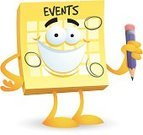 Calendar,Event,Pencil,Smiling,Cartoon,Characters,Memories,Calendar Date,Vector,Ilustration,Yellow,White Background