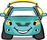 Car,Car Stereo,Cartoon,Headphones,Music,Cheerful,Happiness,Characters,Radio,Smiling,Messenger,Green Color,Ilustration,Vector,Travel,Business,Mode of Transport,Transportation,Music,Arts And Entertainment,Illustrations And Vector Art,Vector Cartoons