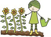 People,Happiness,Growth,Watering Can,Lifestyles,Nature,Cheerful,Flower,Cultivated,Springtime,Summer,One Person,Child,Teenager,Adult,Flowerbed,Gardening,Illustration,Cartoon,Watering,Women,Teenage Girls,Girls,Environmental Conservation,Vector,White Background,Environmental Issues,11,772,497,181,965,900,000,000,000,000,000,000,000,000,000,000,000,000,000,000,000,000,000,000,000,000,000,000,000,000,000,000,000,000