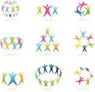 People,Unity,Community,Symbol,Partnership,Team,Teamwork,Group Of People,Togetherness,Cooperation,Sports Team,Silhouette,Vector,Ideas,Concepts,Global Village,Design Element,Medium Group Of People,Set,People,Business People,Sports And Fitness,Business,Number of People,Team Sports