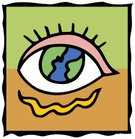 Human Eye,Eyeball,The Way Forward,Earth,Global Village,Looking At View,Global Communications,Looking Through Window,Drawing - Art Product,Global Business,Sketch,Unity,Cartoon,Vector,Etching,Single Object,Ilustration,Planet - Space,Symbols Of Peace,Illustrations And Vector Art,Global View,World View,Inspiration